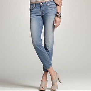 J.Crew Stretch Denim Crop Jeans 31